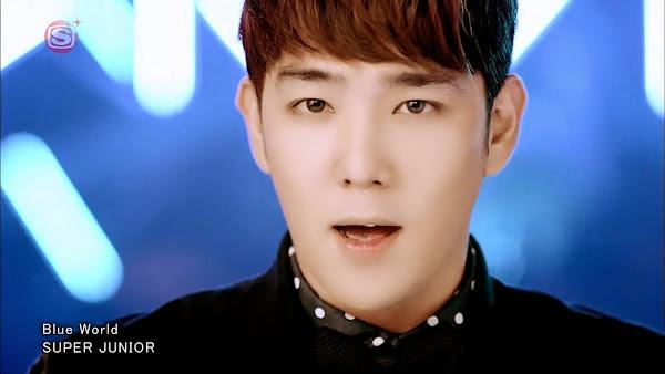 Super Junior Kangin Blue World