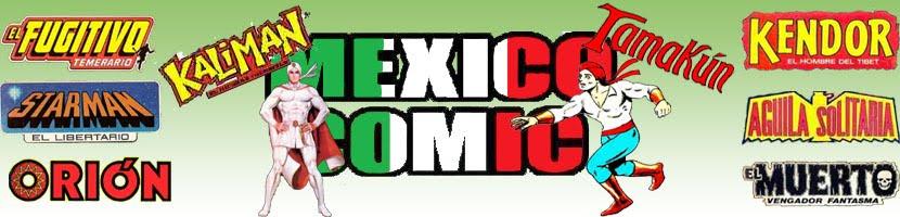 Mexico Comic Aventuras 2