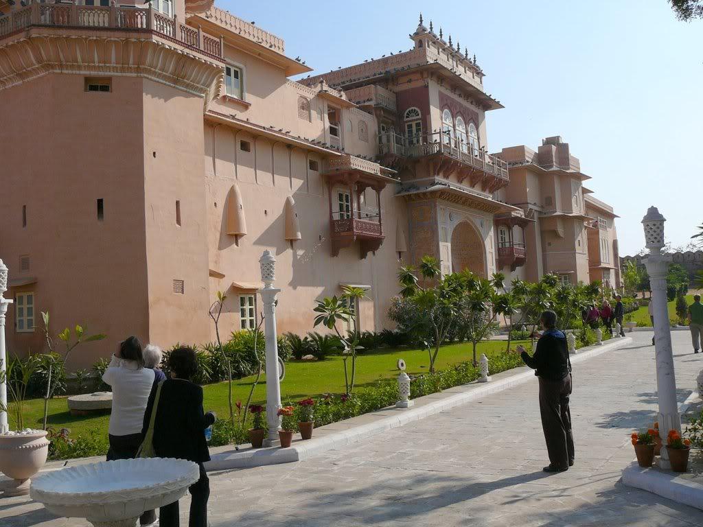 Chomu India  city photo : Chomu Palace, Chomu, Rajasthan ~ Popular Temples of India