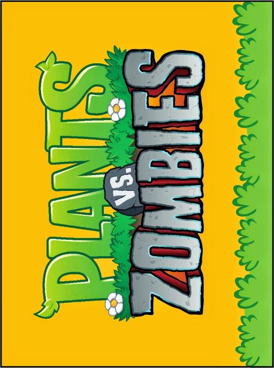Plants vs Zombies Free Printables