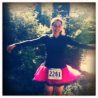 Becca in Tough Girl Tutu, photo by Ken Alley