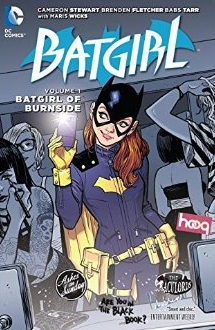 Batgirl Vol 1 Batgirl of Burnside
