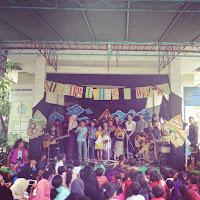 Pentas Seni 8 Tahun Komunitas Satoe Atap