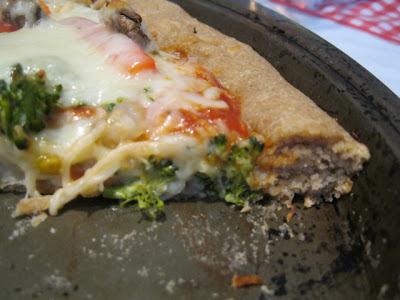 Sourdough Pizza Crust (Sourdough Surprises)