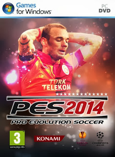 Download Game PES 2014 Pro Evolution Soccer For PC [Full Version]