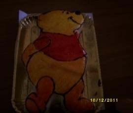 Cucina con imma torta di compleanno winnie the pooh - Cucina winnie the pooh ...