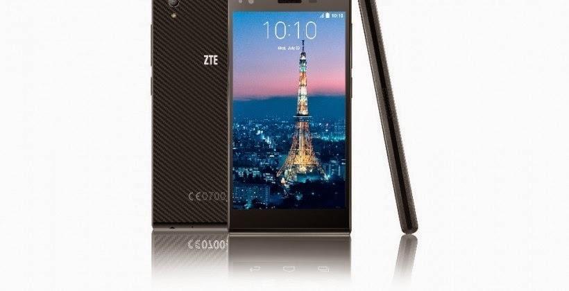 ZTE Blade V2, Spesifikasi HP Quad Core 64-bit 13 Megapiksel Jaringan LTE