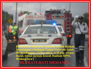 NU-PREP,Ucapkan Sebilion Terima Kasih Polis,Bomba,Ambulan KKM.BERHATI-HATI MEMANDU IKHLAS,NU-PREP