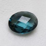 Batu Permata London Blue Topaz - SP958