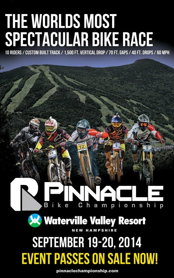 Pinnacle Bike Championship: Prize Purse Announced