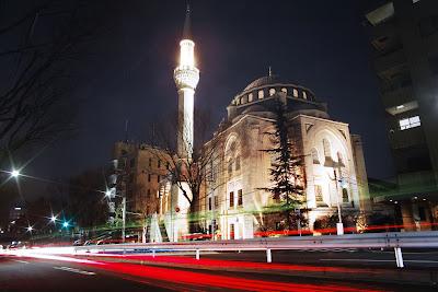 Salah satu masjid yang indah di Jepang | Paket Promo Tour Wisata Muslim Ke Jepang