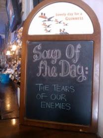 Η καλύτερη σούπα της ημέρας