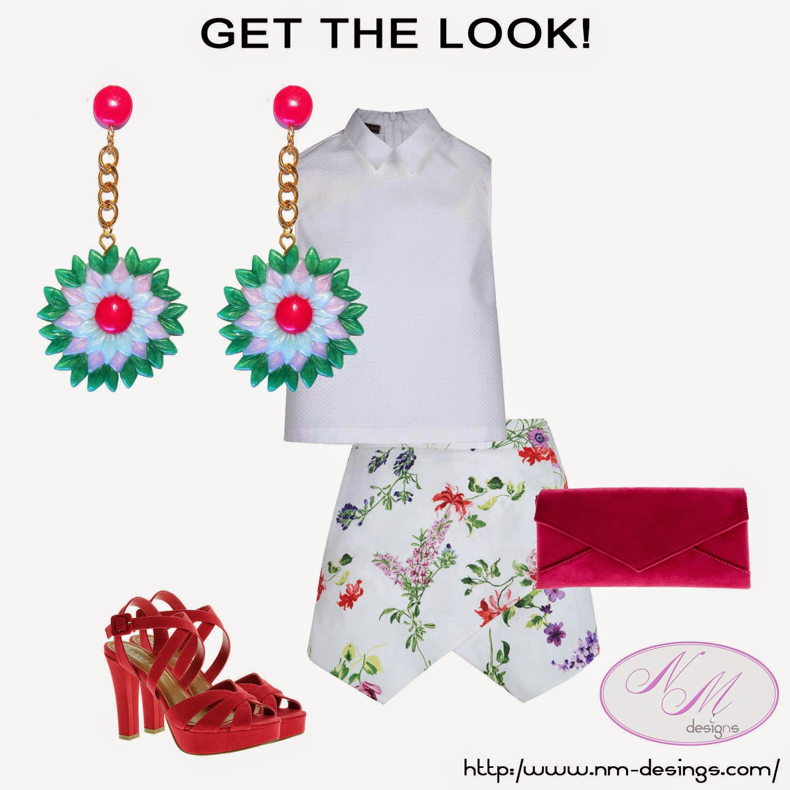 """GET THE LOOK"" from 18th of June, 2014"