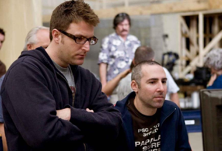 Jason Friedberg and Aaron Seltzer directing