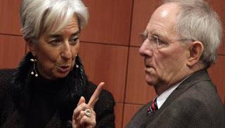 """ΤΟ GREXIT ΠΑΡΑΜΟΝΕΥΕΙ ΑΝ ΔΕΝ ΤΑ ΒΡΟΥΝ ΟΙ ΔΑΝΕΙΣΤΕΣ Καταρχήν """"OK"""" από ΔΝΤ στο ελληνικό πρόγραμμα με μήνυμα στο Βερολίνο: """"Χωρίς κούρεμα χρέους συμφωνία δεν υπάρχει"""""""