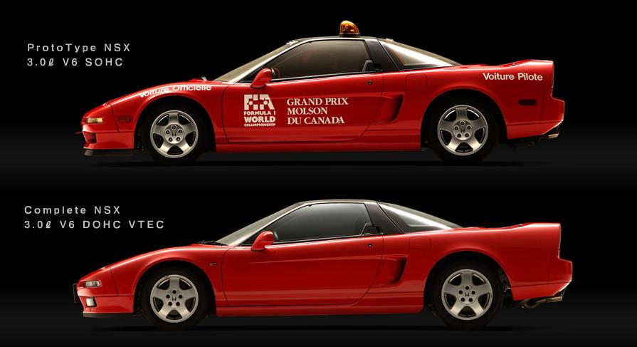 HONDA NSX SOHC prototyp japoński supercar sportowy samochód kultowy legenda znany  日本車 ホンダ アキュラ