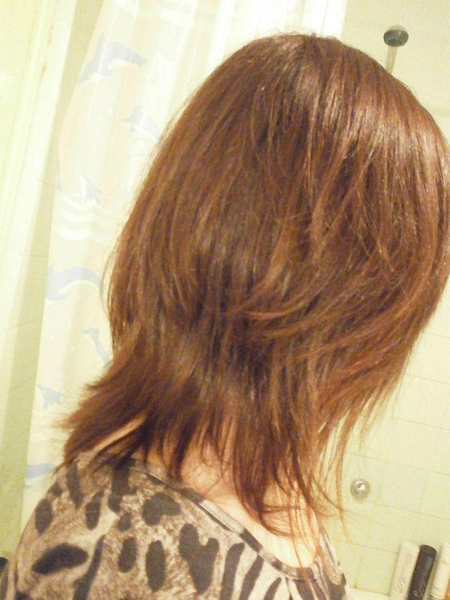 Miss potingues tratamiento cellophane sebastian energ a en tu cabello - Cuanto dura un bano de color ...