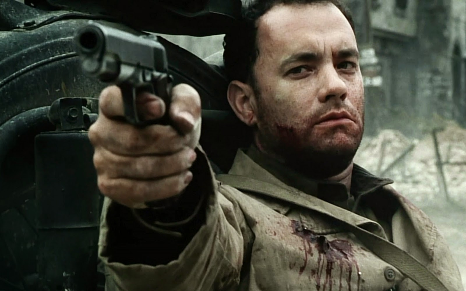 saving private ryan nothing is written saving private ryan