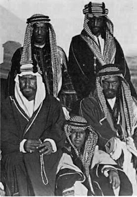 Black Kings of Arabia
