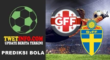 Prediksi Georgia U21 vs Sweden U21