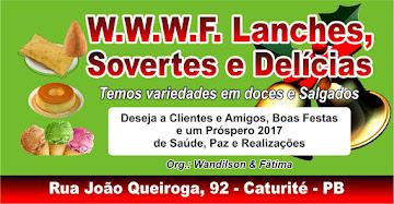 W.W.W.F. Lanches