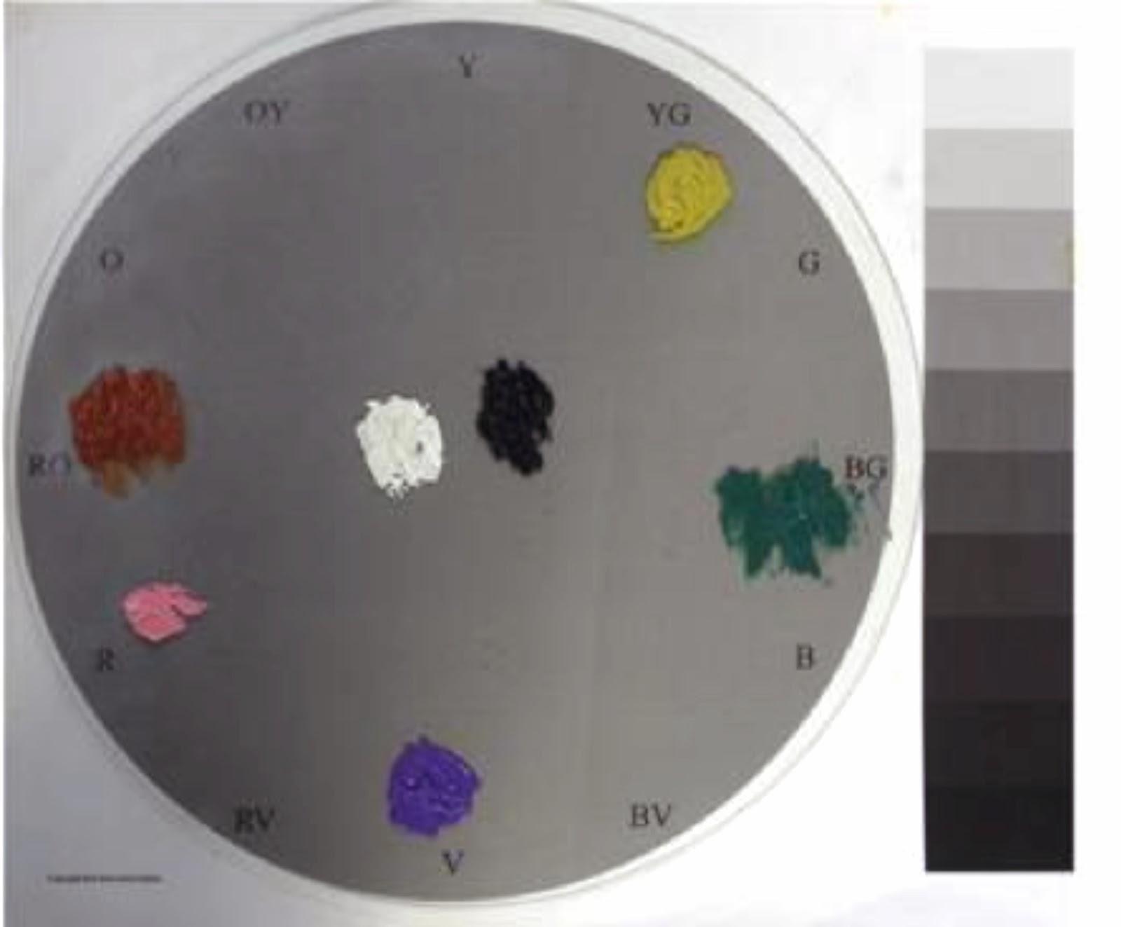 Dot Bunn - Circular Palette