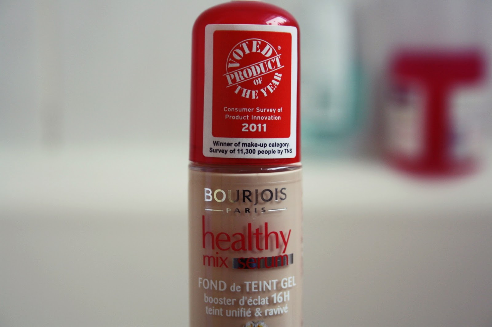 beauty and lifestyle blog bourjois healthy mix serum review. Black Bedroom Furniture Sets. Home Design Ideas