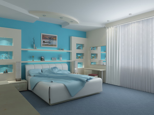 Painting A Bedroom painting a bedroom ideas - interior designs room