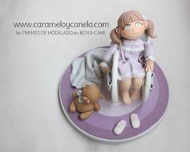 BCN & CAKE 1er PREMIO MODELADO