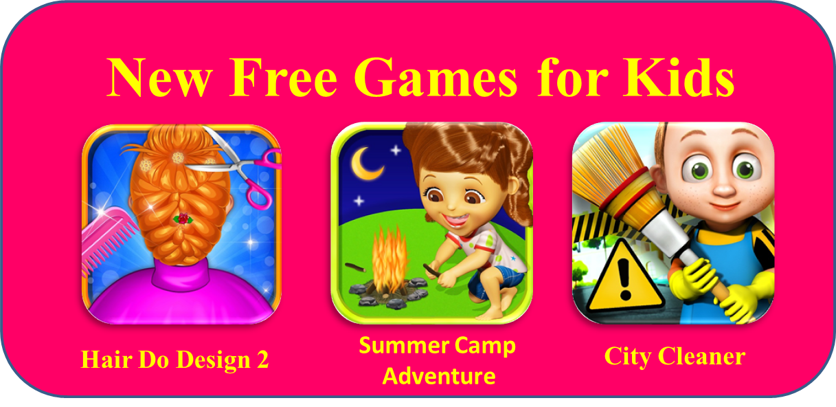 android free kids games