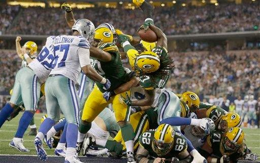 Packers Defeat Cowboys