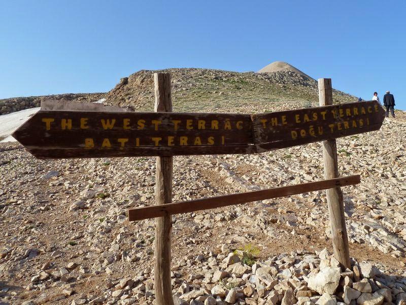 Nemrut Dağı Terasları