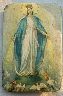 intercessory prayer examples mary mother of the redeemer