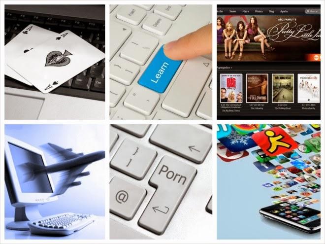 Los 10 tipos de contenido más peligrosos en Internet