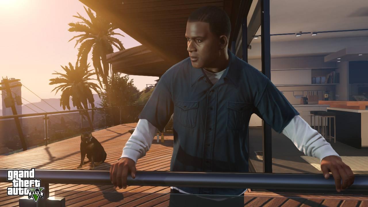 grey GTA V Yeni Ekran Görüntüleri Yayınlandı