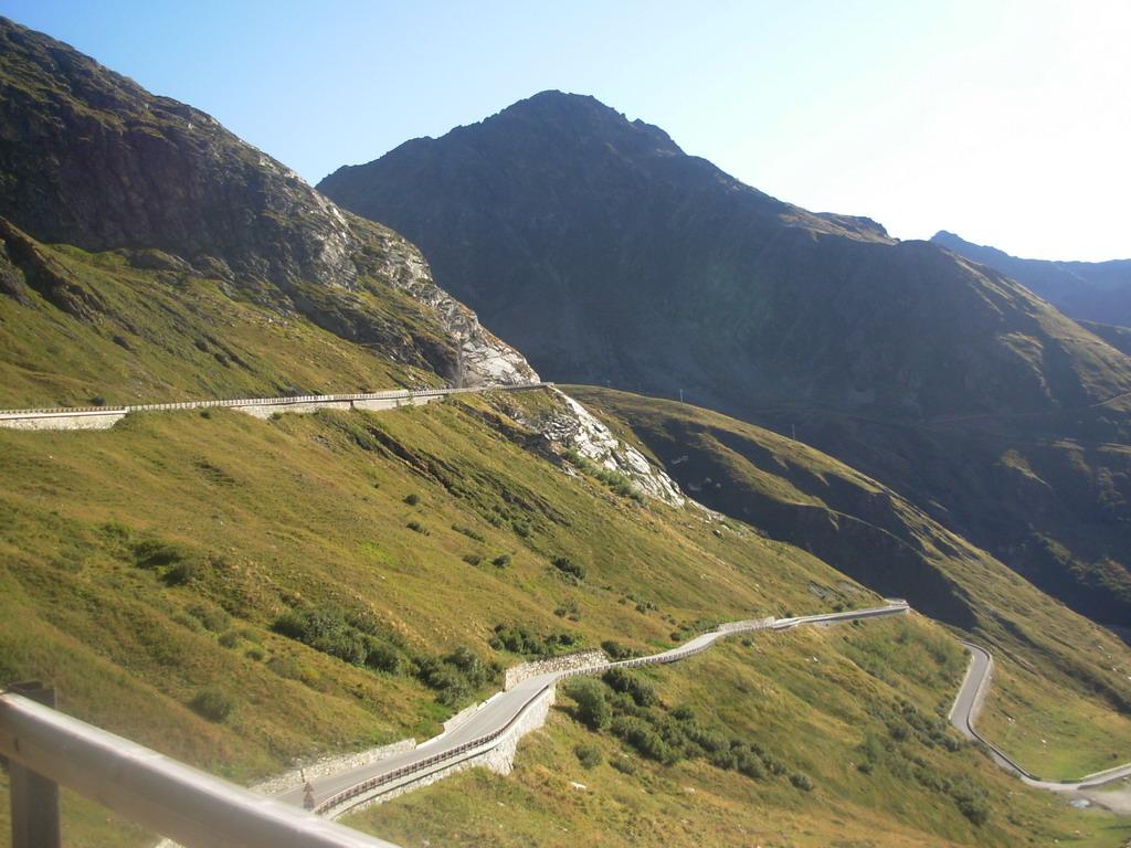 Following My Way  Il Gran San Bernardo