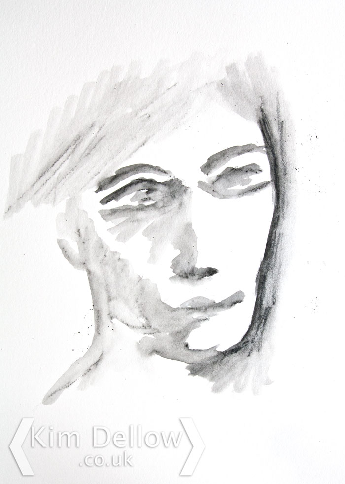Show Your Face In The Style Of Leonor Fini my take