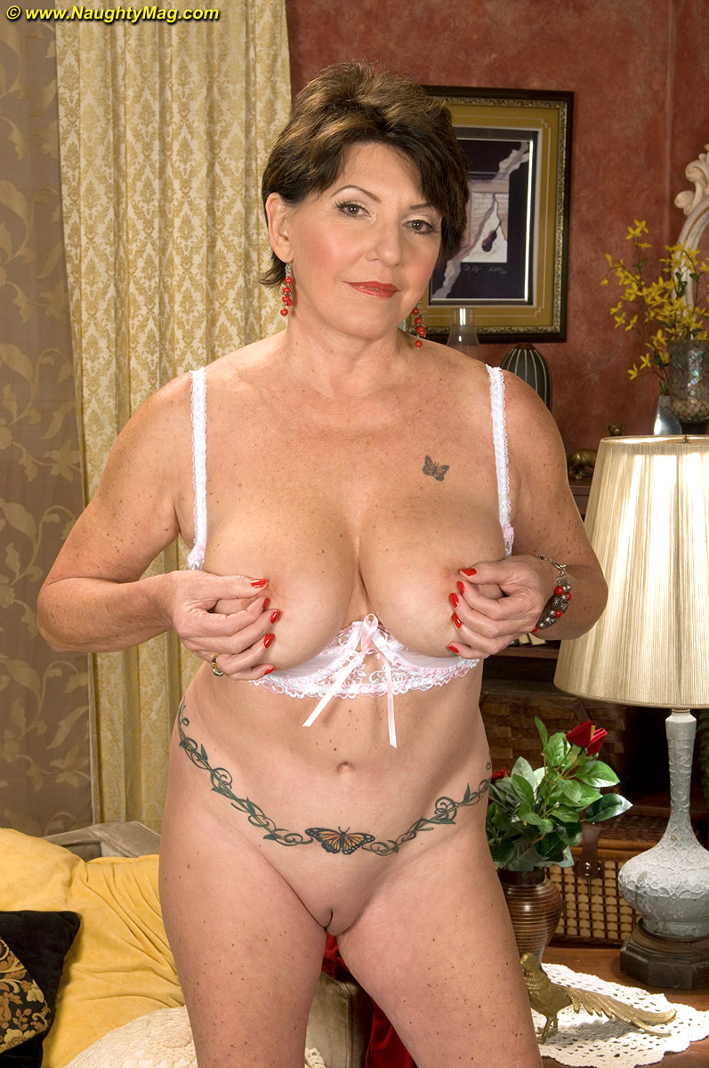 73 years old granny rough anal fucked - 2 5