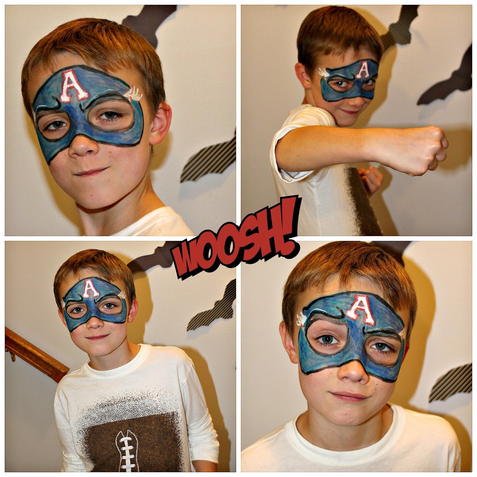 Image Result For Easy Captain America