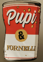 """Roberta e Matteo a """"Pupi e Fornelli"""" con Pupo e Cristiano Tomei"""