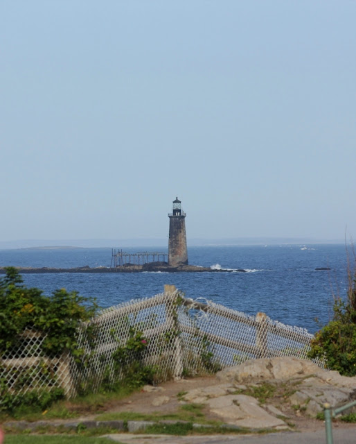 ram island ledge light portland, maine