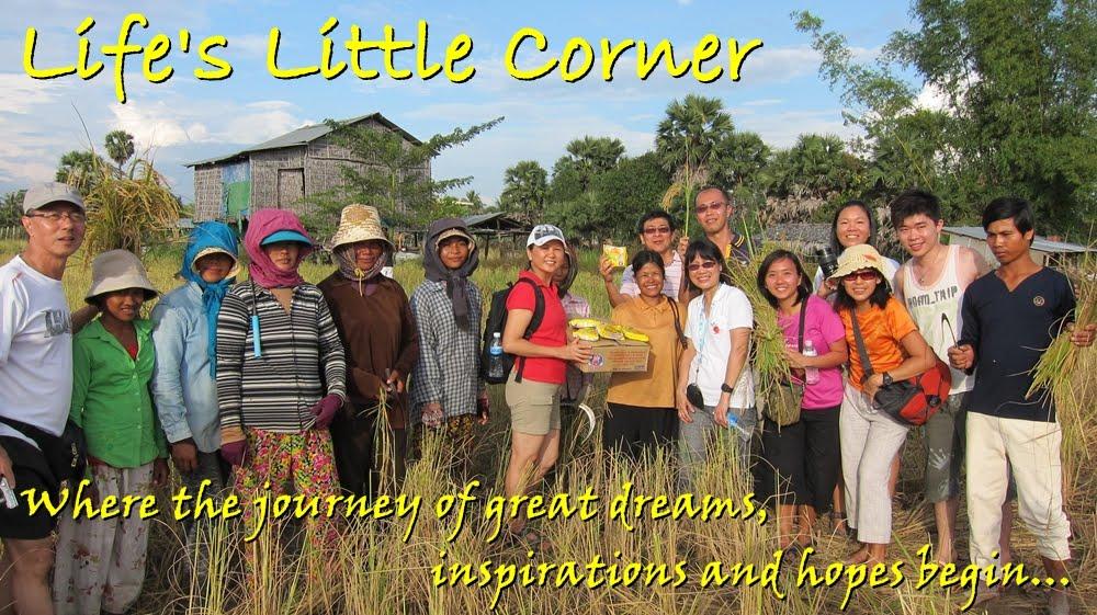 Life's Little Corner