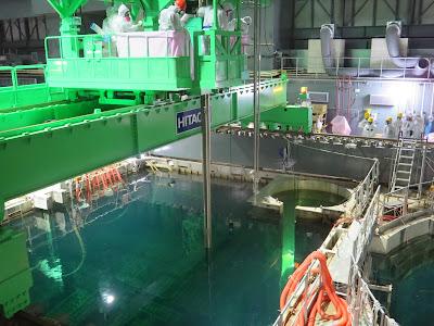福島第一原子力発電所4号機使用済燃料プールからの燃料取り出し作業の進捗状況について