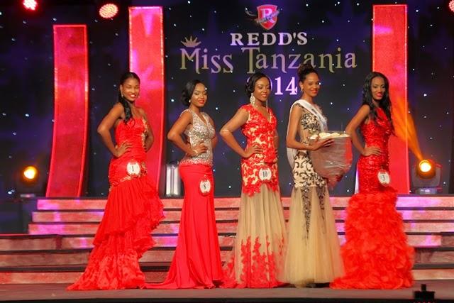 SITI MTEMVU NDIYE REDD'S MISS TANZANIA 2014