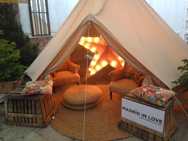 Pop up store - Madrid in Love