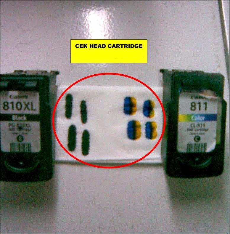 Cara Mengisi Cartridge Canon Dengan Benar