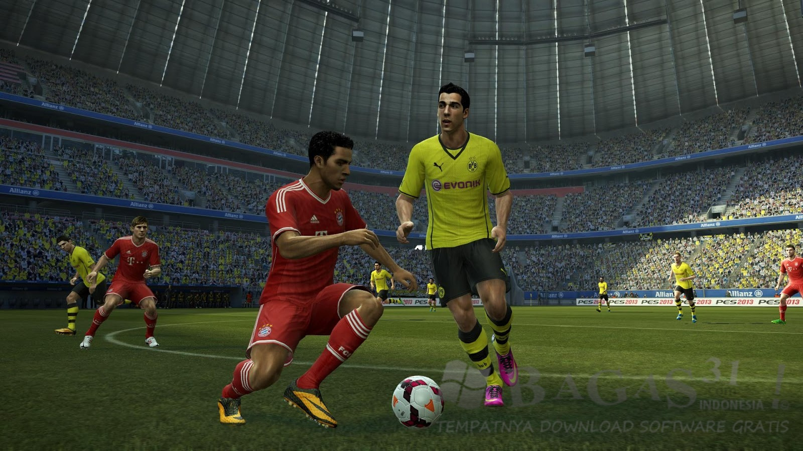 Download Patch PES 2013 5.0 Update Terbaru