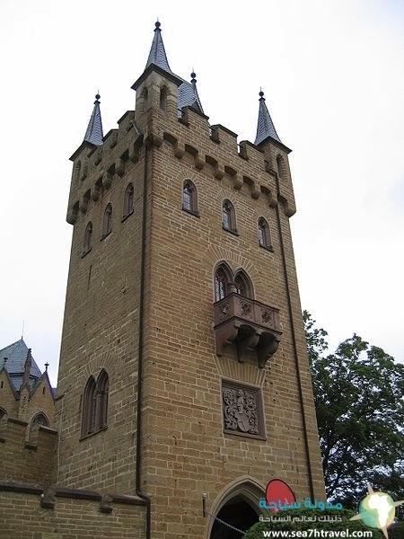 قلعة هوهنتسولرن شتوتجارت