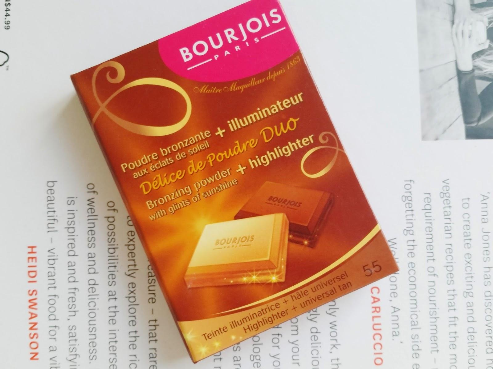 Bourjois Delice de Poudre Powder & Highlighter