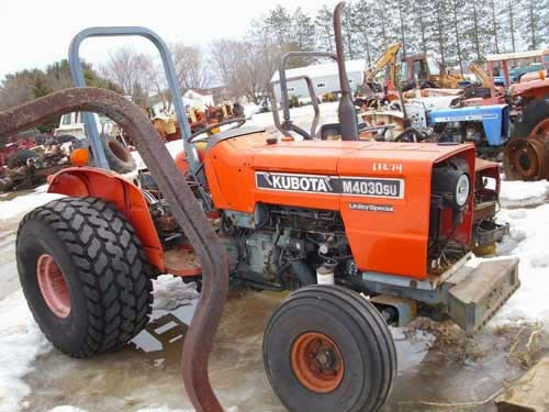 Used Tractor Parts : All states ag parts news tractor salvage update